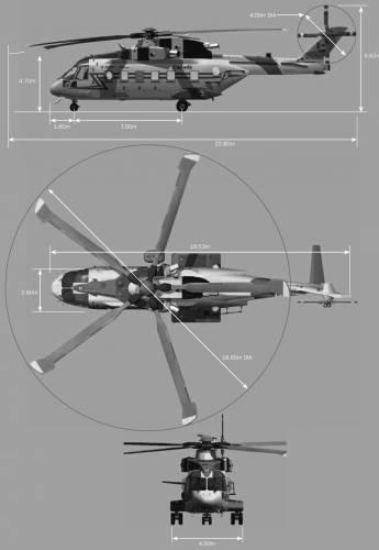 AgustaWestland EH080509
