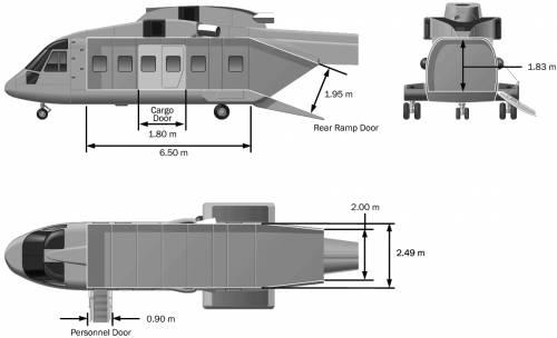 AgustaWestland EH080510