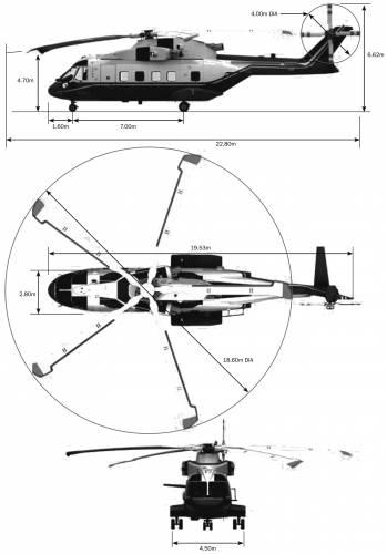 AgustaWestland EH080624VVIP