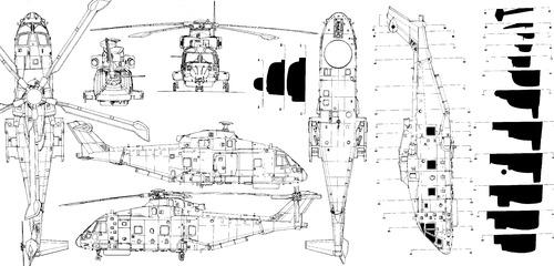 AgustaWestland EH-101 Merlin HM1