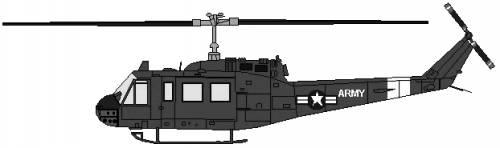 Bell 205 UH-1 Huey