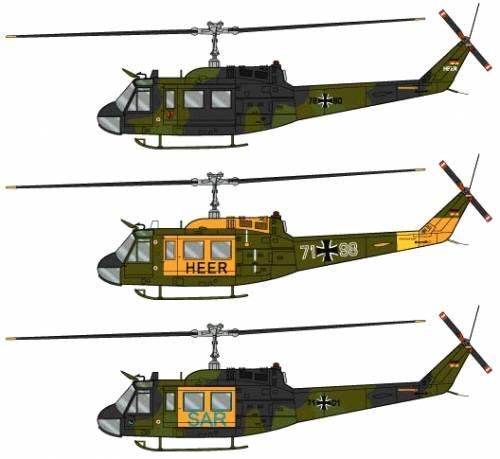 Bell 205 UH-1H Huey