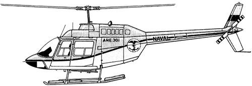 Bell 206 JetRanger II