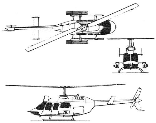 Bell 206L TexasRanger