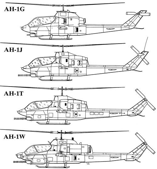 Bell 209 AH-1 Cobra