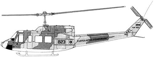 Bell 212 Twin Huey