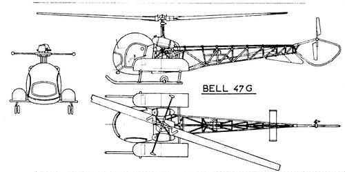 Bell 47G