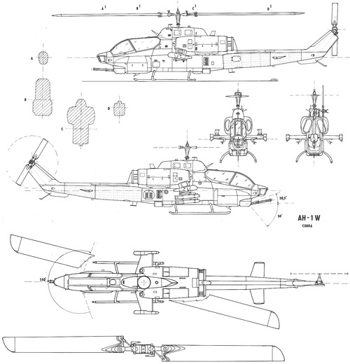 bell helicopter blueprint with Bell Ah 1w Super Cobra on Oblivion Bubbleship additionally Bell ah 1w super cobra furthermore Imagenes Cutaway PARTE1 as well 4 together with Cutaway Ah 1z Viper Enters Production As Substantially New Aircraft.