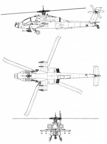 Boeing AH-64 Apache (1)