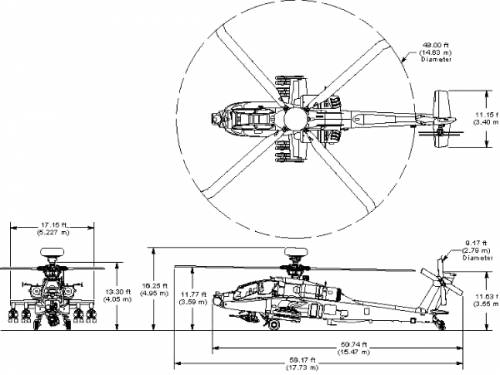 Boeing AH-64 Longbow