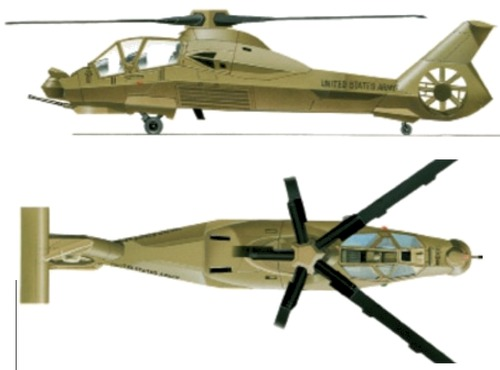 Boeing=Sikorsky RAH-66 Comanche
