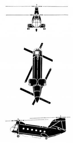 Boeing Vertol 107 Chinook