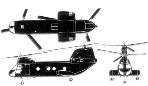 Boeing-Vertol CH-46 Sea Knight