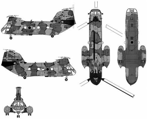 Boeing-Vertol KV-107II