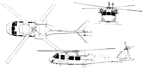 Boeing YUH-6A