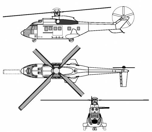 Eurocopter AS332 L1