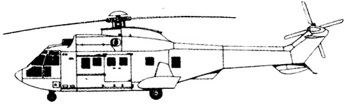 Eurocopter AS332L-2 Super Puma