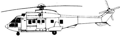 Eurocopter AS332L-2 Super Puma
