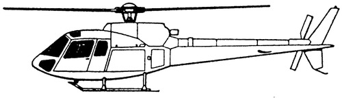 Eurocopter AS350 Ecureuil