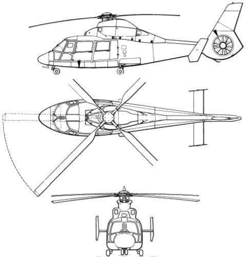 Eurocopter AS365 N2