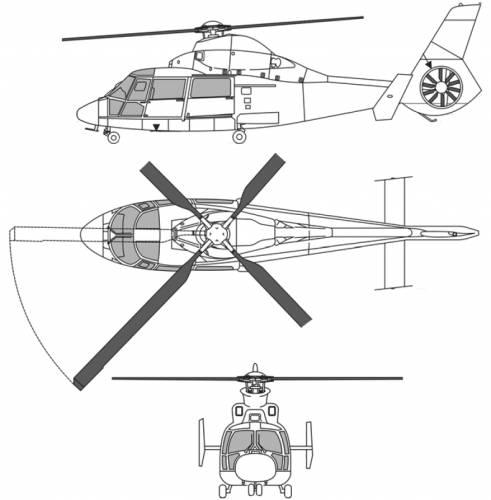 Eurocopter AS365 N3