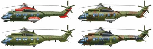 Eurocopter AS.532 Cougar