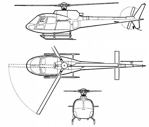 Eurocopter EC350 B2