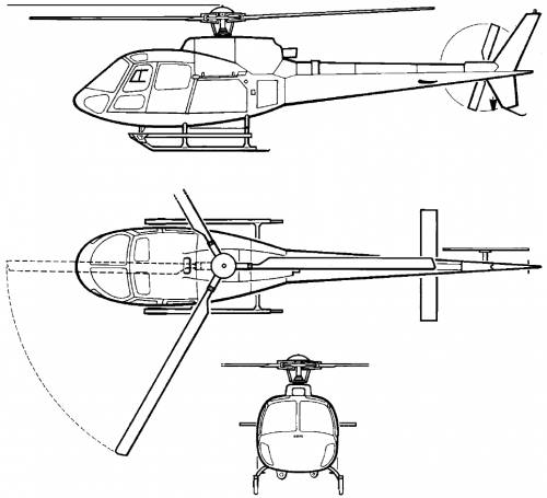 Eurocopter EC350 B3