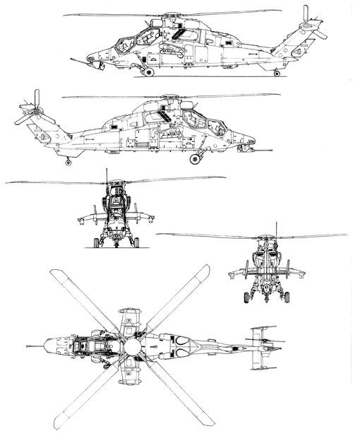 Eurocopter EC665 Tiger HAP