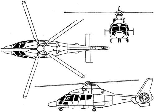 Eurocopter EC-155 Dauphin