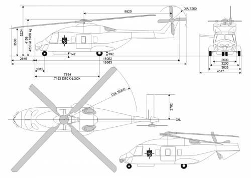 Eurocopter NH90 NATO FH