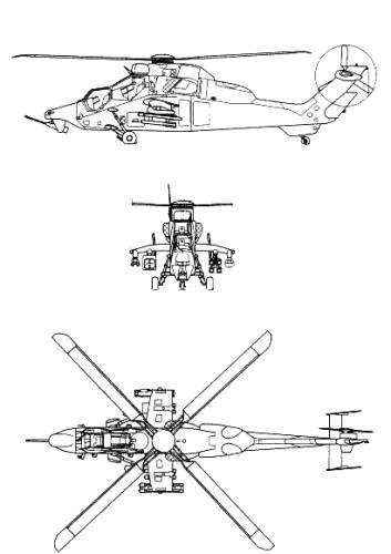 Eurocopter PAH-2 Tiger