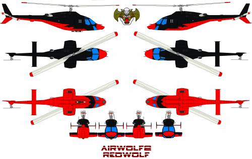AIRWOLF2 redwolf