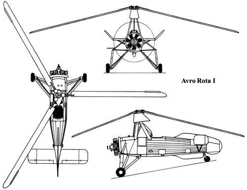 Avro 671 Rota Mk.I (Cierva C.30)