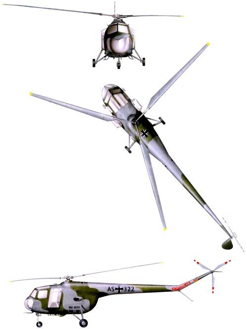 Bristol 171 Sycamore Mk.4