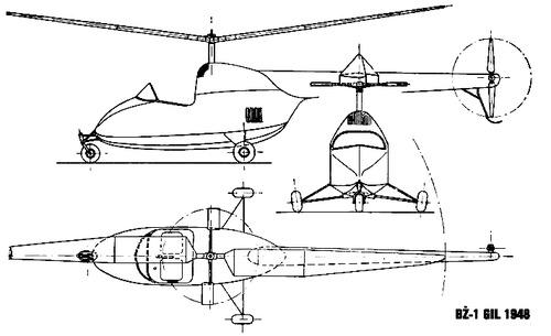 BZ-1 GIL (1948)