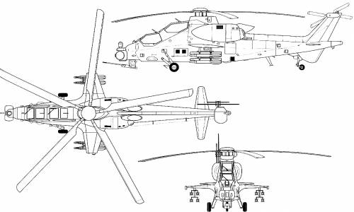 CAIC WZ-10 Pi Li Huo