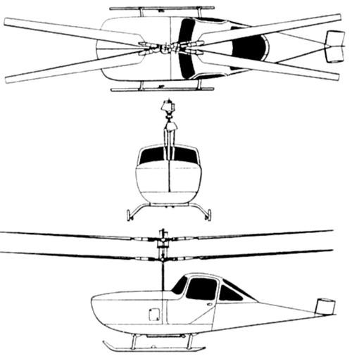 Cierva Rotorcraft Grasshopper