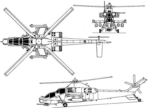 Denel Rooivalk (Atlas CSH-2 Rooivalk)