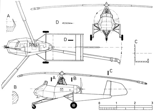 Doblhoff WNF 342