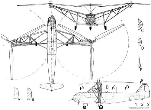 Focke Achgelis Fa 223 Drache