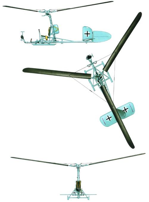 Focke Achgelis Fa 330A-1