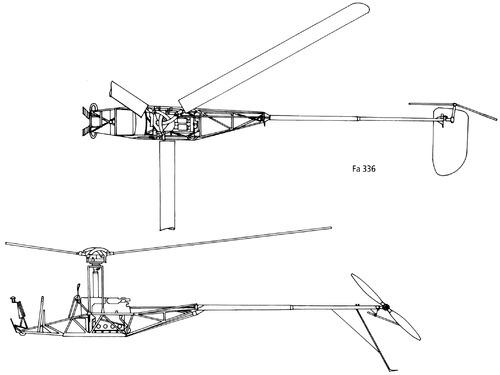 Focke Achgelis Fa 336