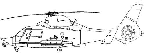 Harbin Z-9AA Haitun