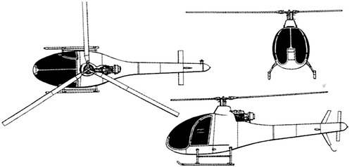 Heli Air Design HAD1-T Helineo