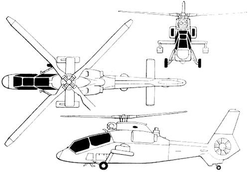 Kawasaki OH-X