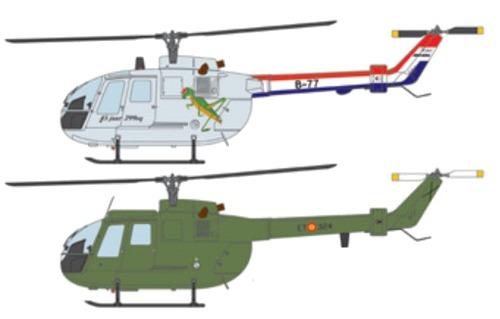 MBB BO-105M