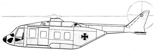 MBB Bo 125B