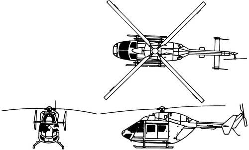 MBB-Kawasaki BK117