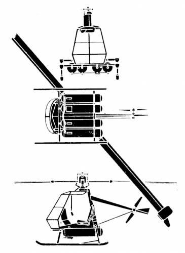 NHI-3 Kolibrie